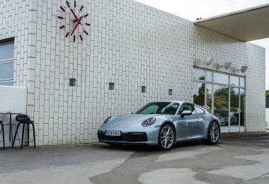 Porsche 911 992 Nicolai Hald