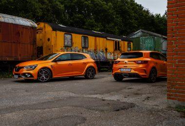 Renault Megane R.S. Trophy Biltest Nicolai Hald